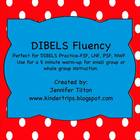 DIBELS Fluency