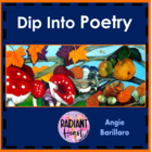 DIP INTO POETRY - 20 INSTANT POETRY LESSONS &amp; HANDOUTS FOR