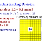 DIVIDE DECIMALS a Powerpoint Presentation