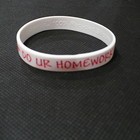 DO UR HOMEWORK BRACELET