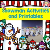 DO YOU WANT TO BUILD A SNOWMAN? {Common Core Printables an