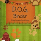 D.O.G. Binder Starter Kit