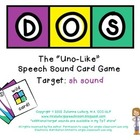 "DOS: the ""Uno-Like"" Speech Sound Card Game - SH SOUND"