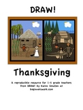 DRAW! The First Thanksgiving by Karen Smullen