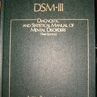 DSM-III  Diagnostic and Statistical Manual of Mental Disor