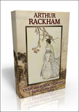 DVD - 634 Arthur Rackham illustrations to use for practica