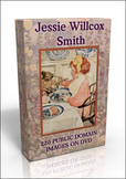 DVD - 202 Jessie Willcox-Smith Illustrations to use for pr