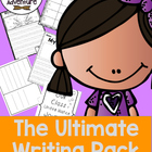 Daily 5/Writing Workshop- Writing Ready to go Pack!