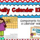 Daily Calendar Kit