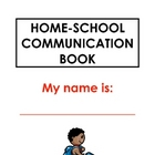 Daily Communication Book - At Home/At School