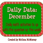 Daily Data and Question of the Week for December