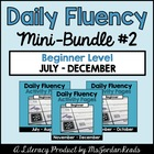 """Daily Fluency"" Primary-Level {Mini-Bundle #2}"