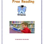 Common Core Daily Free Reading - Student choice and progre