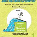 Grammar Worksheets Integrated with Science - 4th Grade | L