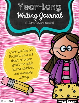 Yearlong {Daily} Writing Journal