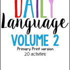Daily Language 2