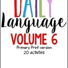 Daily Language 5