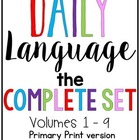 Daily Language Complete Set
