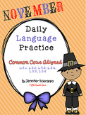 Daily Language Practice: November