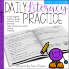 Daily Literacy Practice - UNIT 3