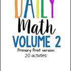 Daily Math 2