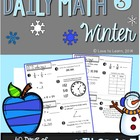 Daily Math 3 (Winter) 4th Grade