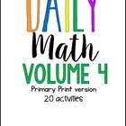 Daily Math 4