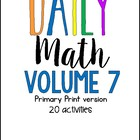 Daily Math 6