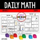 Daily Math - Common Core - Grade 2 - Term 1