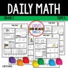 Daily Math - Common Core - Grade 2 - Term 3