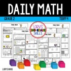 Daily Math -Common Core - Grade 2 - Term 4
