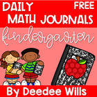 Daily Math Journals FREE