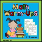 Daily Math Warm Ups-Third Trimester