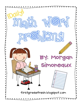 Daily Math Word Problems