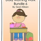 Daily Morning Work Bundle 6