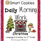 Daily Morning Work Christmas Smart Cookies!