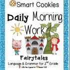 Daily Morning Work, Spring Bundled Set, Smart Cookies