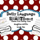 Daily Oral Language Interactive SMARTBoard - Theme 5 Hough
