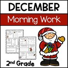 Daily Practice for Second Grade (December)
