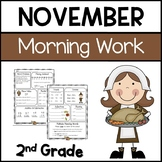Daily Practice for Second Grade (November)