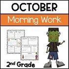Daily Practice for Second Grade (October)
