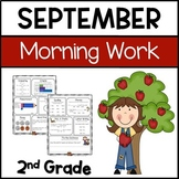 Daily Practice for Second Grade (September)