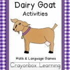 Dairy Goats, Farm Learning Centers, Math & Language