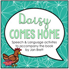 Daisy Comes Home (Speech/Language Activities)