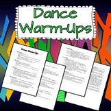 Dance Warm-Ups for All Ages