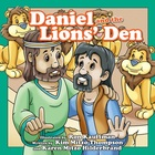 Daniel & the Lions' Den Christian eBook& Read-Along Audio Track
