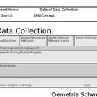 Data Collection Template for Special Education Teachers-Pa