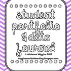Data Journal & Student Portfolio in ONE!