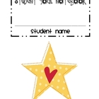 Data Notebook (Student Goal Notebook)