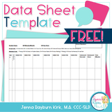 Data Sheet Freebie